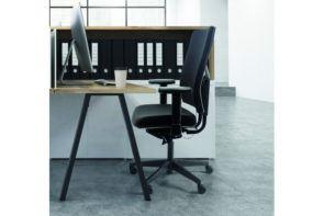 Felino NPR Gestoffeerd bureaustoel aan bureau