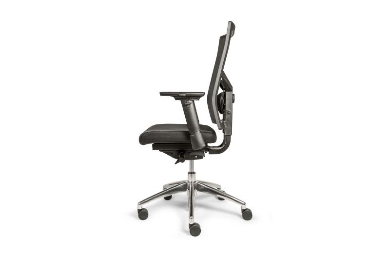 Felino Premium bureaustoel mesh rug