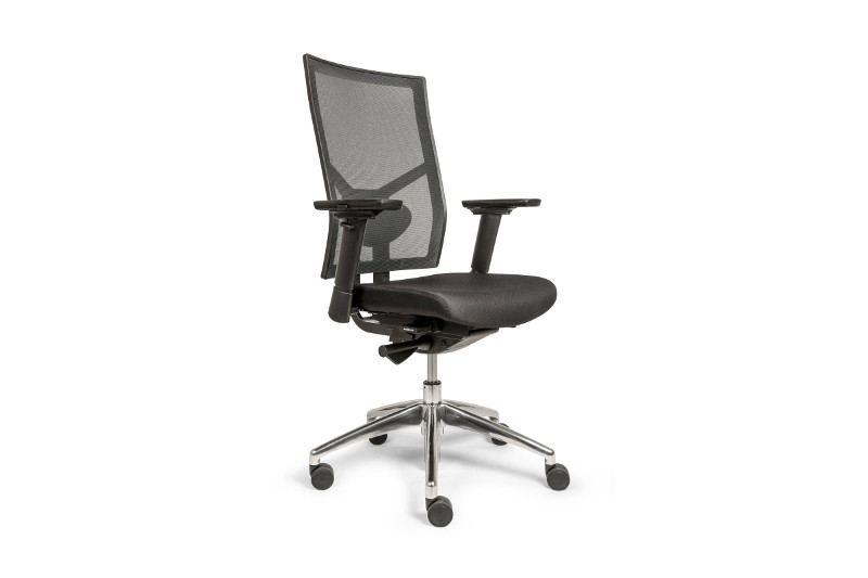 Felino Premium bureaustoel zwart