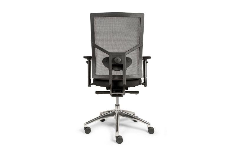 Felino Premium bureaustoel rug netweave