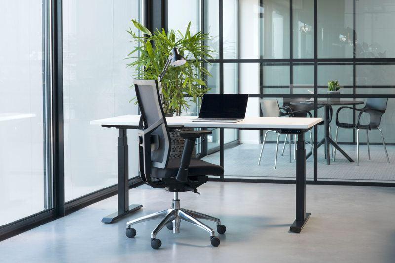 Felino Premium bureaustoel op kantoor