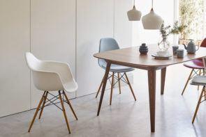 Vitra Eames DAW QS40325A stoel
