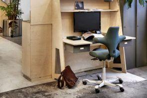 HAG Capisco 8106 bureaustoel