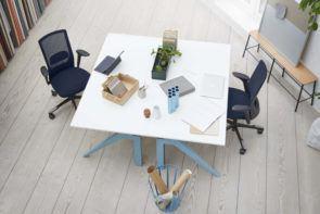 HAG Futu 1100 mesh bureaustoel