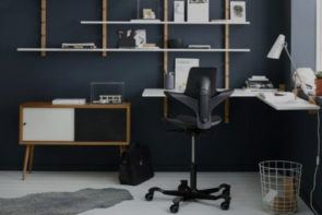 HAG-Capisco-Puls-8010-bureaustoel-zwart